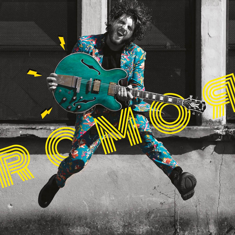EP ROMOR - ROCK FRANCAIS / LABEL # 14 RECORDS