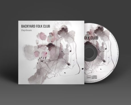 Daydream Digifile CD Backyard Folk Club